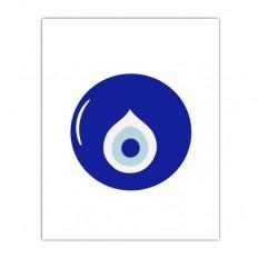 evil eye bead wall art turkish decor turkish evil eye by gonulk