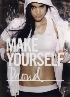 Nike Women Ad Campaign Fall/Winter 2010 Shot #4 - MyFDB