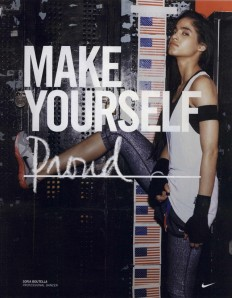 Nike Women Ad Campaign Fall/Winter 2010 Shot #3 - MyFDB