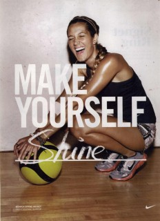 Nike Women Ad Campaign Fall/Winter 2010 Shot #5 - MyFDB
