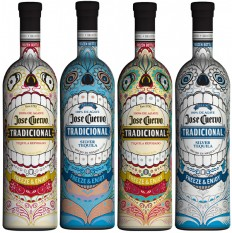 Jose Cuervo's Bone Chilling New Bottles | Ministry of Alcohol