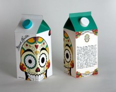 Super Punch: Day of the Dead-inspired packaging (link roundup)