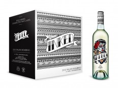 Inked 2013 Italian Bombino Bottle Branding and Packaging | Freelance Creatives Of Adelaide