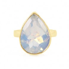 Opal Gemstone Ring | Priya Jewelry