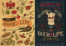The Festive Art of 'The Book of Life'