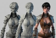 Valkyrie - Polycount Forum