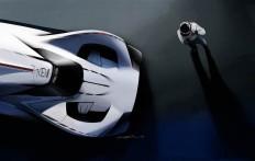 Mazda LM55 Vision Gran Turismo Concept - Car Body Design