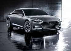 Audi Prologue Concept - Car Body Design