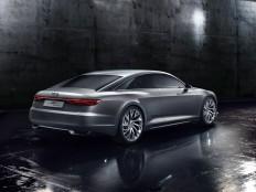 Audi Prologue Concept - Car Body Design