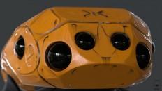 ArtStation - scout bot, Vladimir Matyuhin
