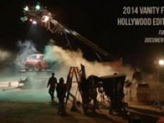 2014 Vanity Fair Hollywood Edition - FIAT Ad - Documentary on Vimeo