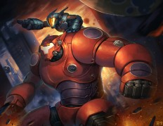 Baymax by Sgt-lonely on DeviantArt