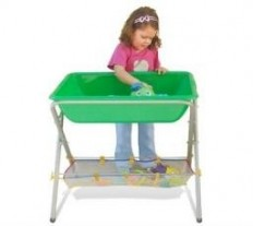 Fancy - X-Stand Activity Center (Bin Sold Separately)-The Sensory Kids Store