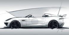 Gashetka | Transportation Design | 2013 | Jaguar F-Type Project 7 |Design...