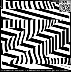 Pattern Maze Op Art - Online Casino Association Organization Website
