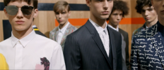 Dior Homme S/S 2015 Film by Willy Vanderperre - Luxuryes