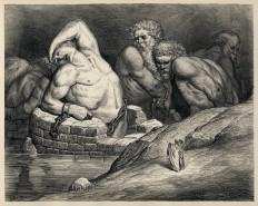 Gustave_Doré_-_Dante_Alighieri_-_Inferno_-_Plate_65_(Canto_XXXI_-_The_Titans).jpg (JPEG-bilde, 5881×4702 piksler) - Skalert (17 %)
