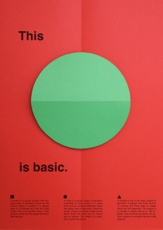 This Is Basic | Posters | inspiration | Pinterest