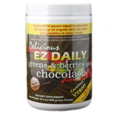 Amazon.com: Chocolate Flavor Super Energy Drink Powder 300 Grams: Health & Personal Care