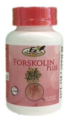Amazon.com: #1 Forskolin Plus ? Pure Coleus Forsholii Extract 350mg + Garcinia Cambogia Extract 100mg ? Best Forskolin Fat Burner 60 Veggie Capsules By Ez-healthsolutions ? Highest Extract Concentration on the Market!: Health & Personal Care