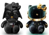 'Hello Kitty' as Darth Vader, Batman, Lady Gaga And More.. - DesignTAXI.com