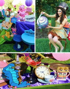 Alice In Wonderland Unbirthday Party Planning Ideas Supplies Idea