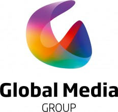 Brand New: New Logo and Identity for Global Media Group by Mybrand