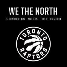 Brand New: New Logo for Toronto Raptors by Sid Lee