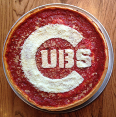 Brand New: Cubs Pizza