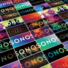 Brand New: New Identity for Sonos by Bruce Mau Design