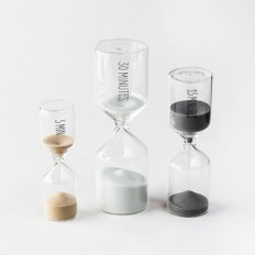 Blue Ribbon General Store: A Modern General Store: Sand Timer - 30 minutes SHIPPING JAN 29