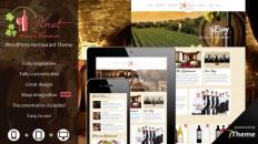 Pinot - WordPress Wine Theme
