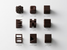 maison et objet designer of the year nendo unwraps chocolate lounge