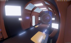 [UE4] Scifi Corridor WIP - Polycount Forum