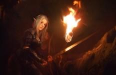 ArtStation - Elves, Efflam Mercier