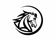 Horse Head - LOGO DESIGN ELEMENTS - Animals : LogoWik.com