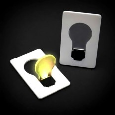 Credit Card Lightbulb | GeekyGet