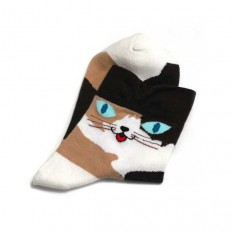 Playful Cat Ankle Socks | GeekyGet