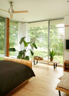 Master Bedroom - Modern - Bedroom - philadelphia - by Lasley Brahaney Architecture + Construction