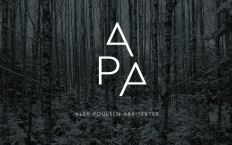 Architect Brand Identity – Alex Poulsen Arkitekter on Inspirationde