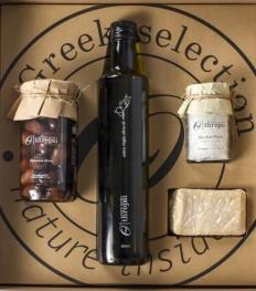 Threpsi and enjoyment | Food Gift Baskets Ideas | Pinterest