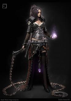 frederic-daoust-dark-witch.jpg (1355×1920)
