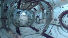 ArtStation - Scifi speedcorridor, Tor Frick