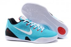 "Kobe 9 EM ""Dusty Cactus"" Low Shoes - Dusty Cactus Action Red White with Gym Blue"