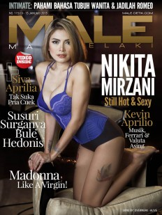 MALE - Nikita Mirzani: Aku Wanita Setia!