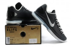 Kevin Durant Nike KD 5 Elite Black And White Colorways Mens