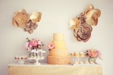 Inspired by Glittering Gold Wedding Ideas - Inspired By This