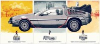 Fancy - Back to the Future Trilogy Prints