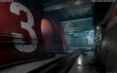 ArtStation - SciFi Tunnel, Jeroen Maton