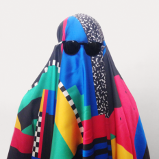 Metafora Scarf by Ill Studio | Hype Means Everything